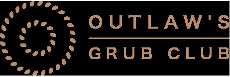 Outlaw's Grub Club Logo