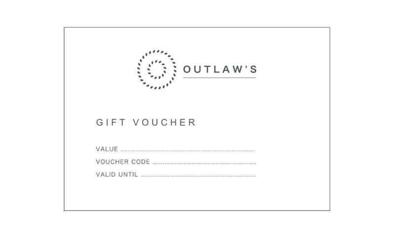 Outlaw's Gift Voucher